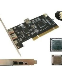 carte-pci-firewire-ieee1394a-texas-instruments